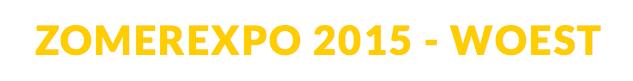 Zomerexpo 2015